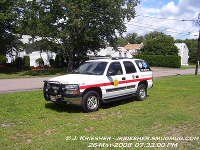 Schuylkill County - Sheppton-Oneida VFC