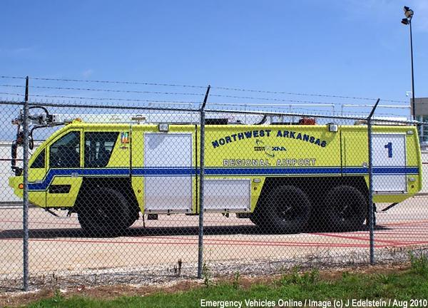 North West Arkansas Regional Airport Fire Dept