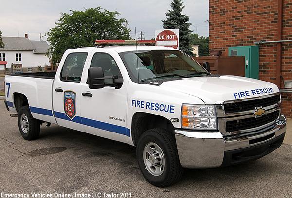 Bridgeport Fire Rescue
