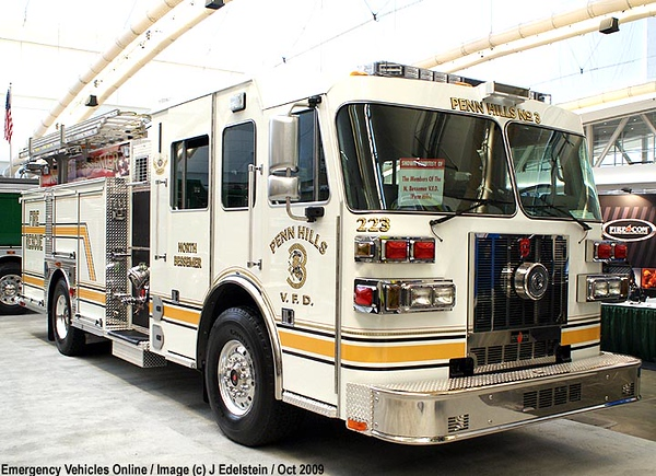 Penn Hills Volunteer Fire Dept