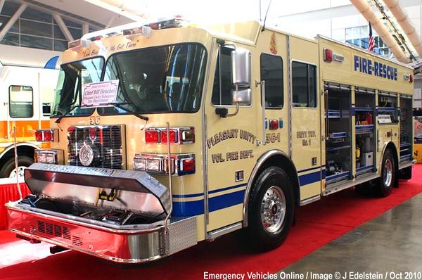 Pleasant Unity Volunteer Fire Dept