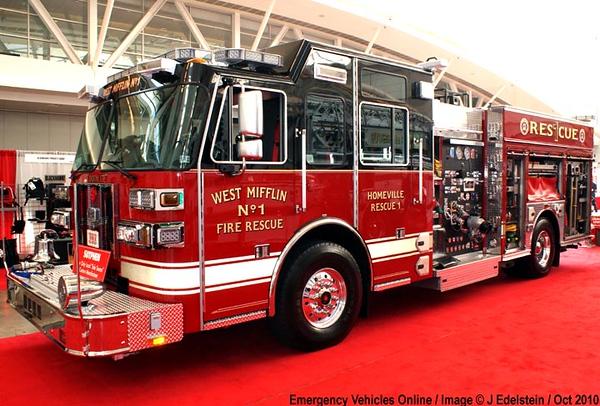 West Mifflin Fire Rescue
