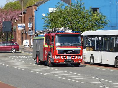 Cumbria [PO55BUE] 120413 Carlisle