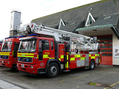 Isle of Man [EMN999L] 110331 Douglas