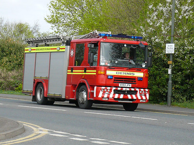 Hereford & Worcester [VX53JFA] 110407 Droitwich