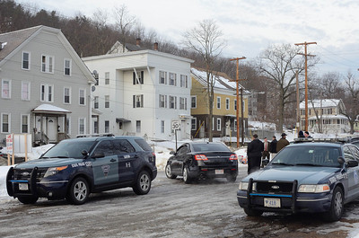 Local and Mass State Police converge again on 276 Kimball St, Fitchburg in the search for the missing 5 year old from that address at about 8 a.m. in Dec 21st