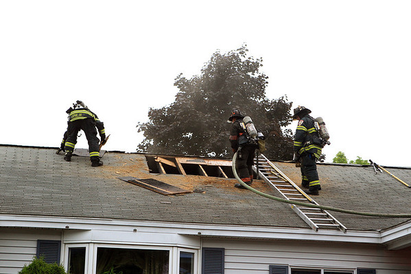 Ftichburg Kitchen Fire June 19 2014