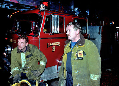 Jimmy and Sarge, 1989, Fisher Rd, W/F