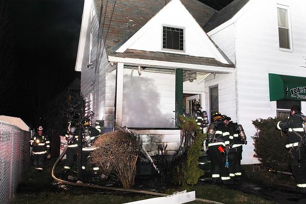 Leominster - March 30 2016  Deck Fire - 114  2nd St