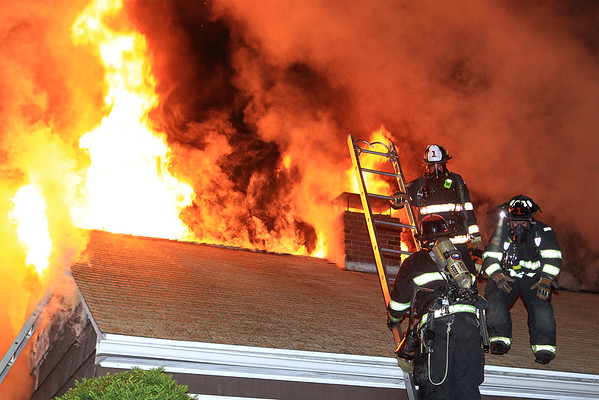 Leominster Working Fire May 27 2016