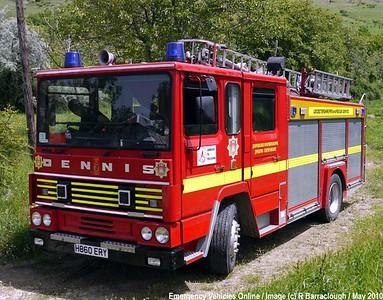 Sveti Nikole Fire Service