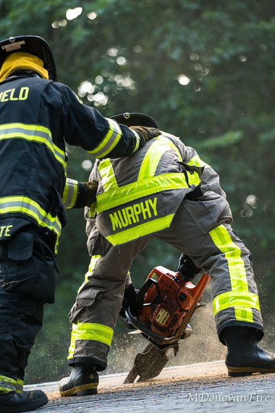 Medfield Training Burn 7/2/2019