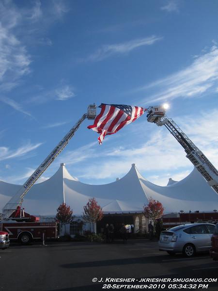 2010 Lehigh Valley Preferred Spirit of Courage Award Ceremony
