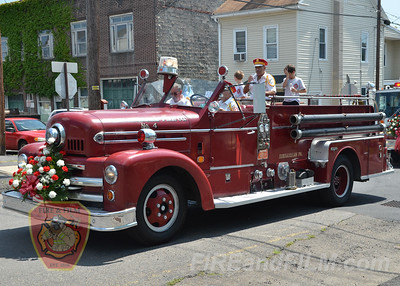 2015 Schuylkill County Convention - Parade - 08/15/2015