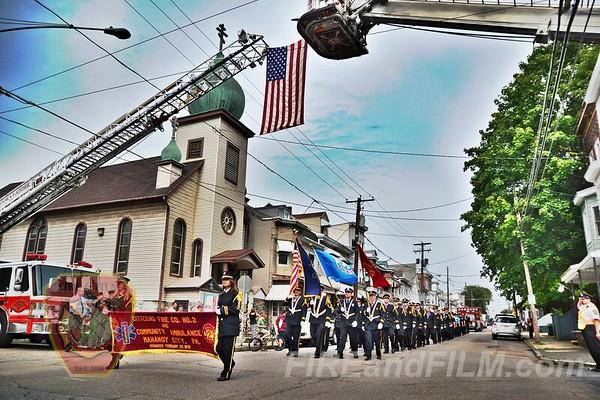 59th Schuylkill County Convention Mass - Mahanoy City, PA - 8/18/2013