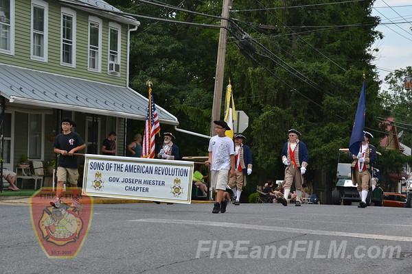 Bernville Fire Company Rescue Housing - 6/09/2012