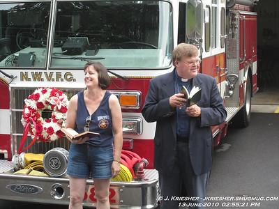 Schuylkill County - Nuremberg-Weston Double Housing - 6/13/10