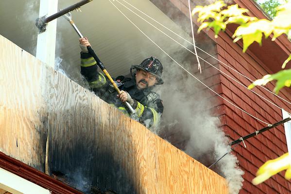 Proch Fire Leominster - West @ Blossom July 5 2014