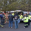04-04-2013 Yaphank Brush Fire @ Colonial Woods & LIE25