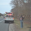 04-04-2013 Yaphank Brush Fire @ Colonial Woods & LIE5