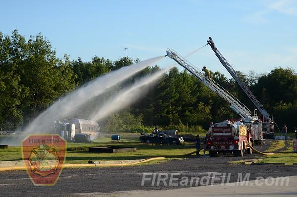 Pumps II - Schuylkill County Fire Academy - 8/15/2013