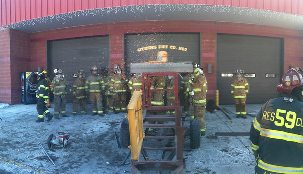 Schuylkill County - Forcible Entry - Mahanoy City Citizens
