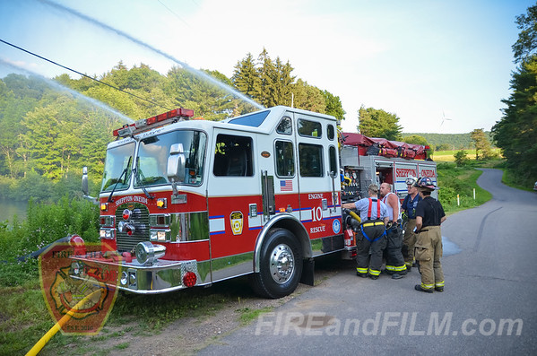 Sheppton-Oneida & Ringtown Valley Pump Training - 07/12/2016