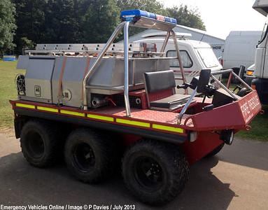 Event Fire & Rescue Service, Kent
