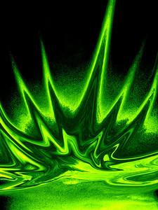 63 281 Dark Lime