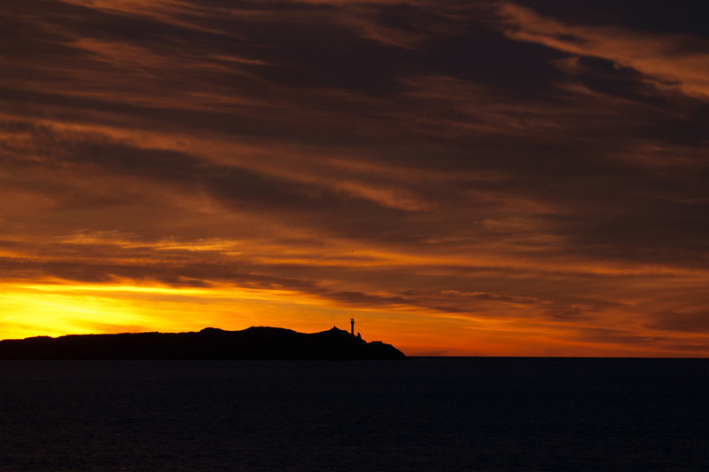 Lighthouse at Sunrise 2