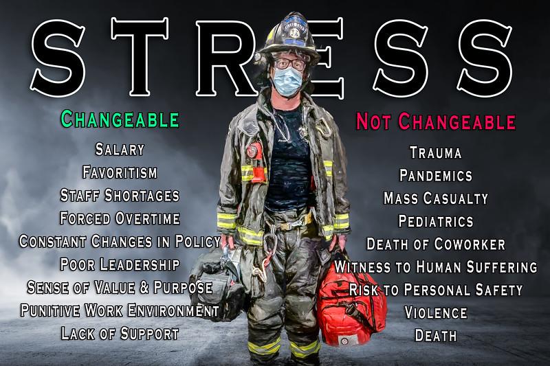 Stress - Fire