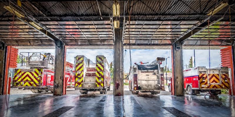 Morinville Fire Department