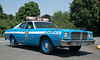 NYPD Plymouth Fury