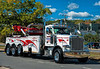 Bruneau's Towing Heavy Duty Wrecker