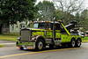 Center Towing heavy duty wrecker