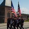 Middlebury Color Guard