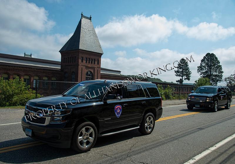 Ansonia Cheif's vehicles