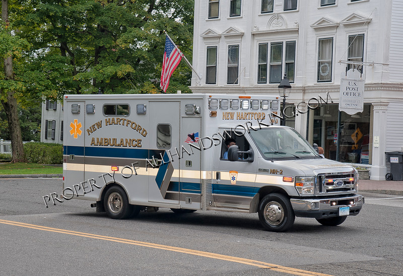 New Hartford Ambulance 2