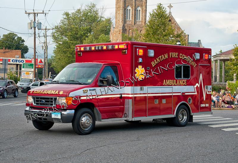 Bantam Fire Ambulance 37