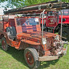 Jeep Willys Firefighting Vehicle