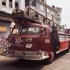 BFD Truck 10 Alf Barnum Ave