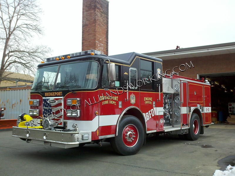 Bridgeport Engine 12