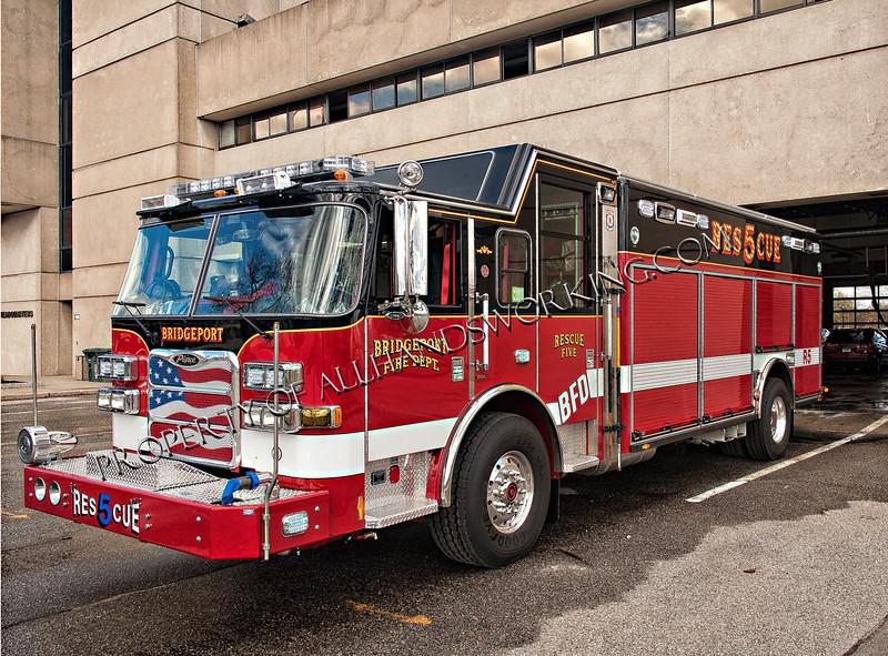Bridgeport Rescue 5