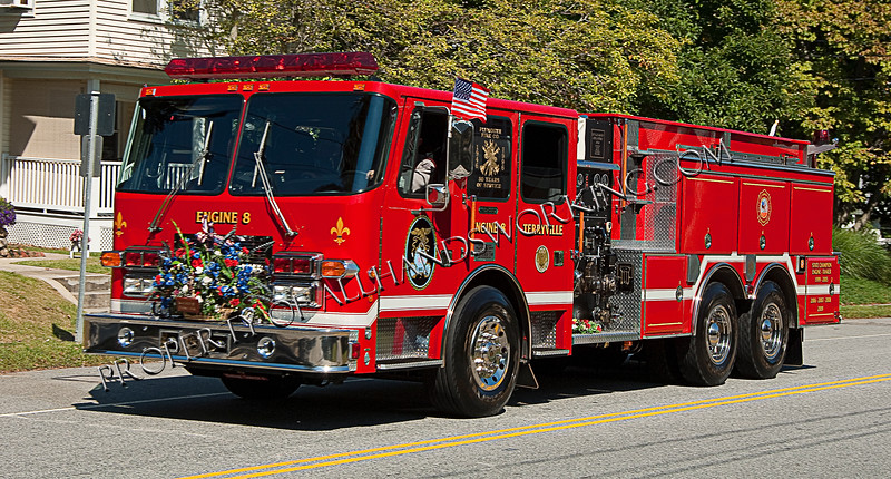 Plymouth Terryville Engine 8