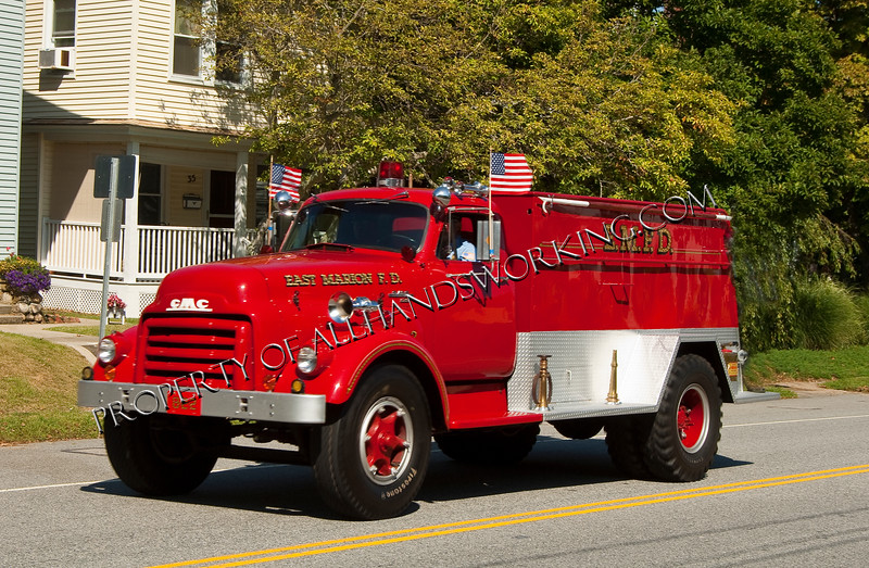 East Marion Fire Department Engine 822