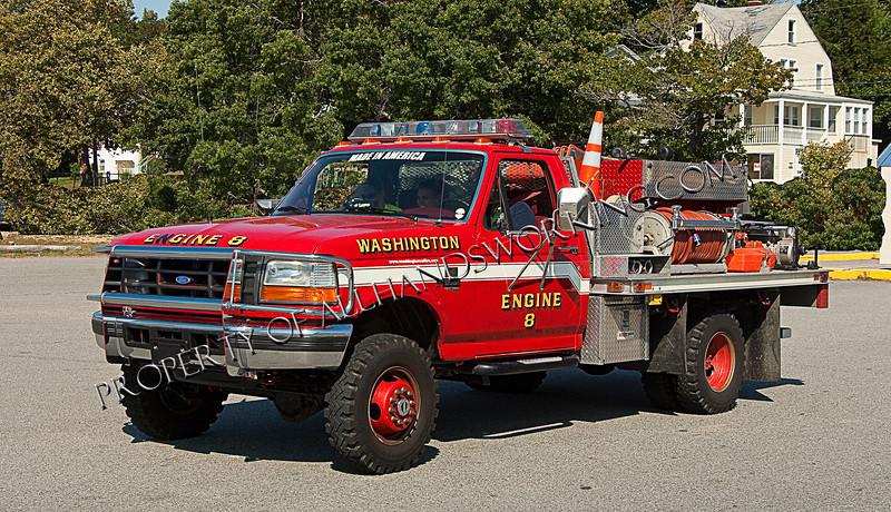 Washington Engine 8