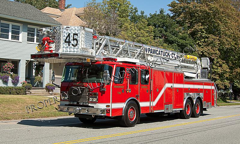 Stonington Pawcatuck Truck 45