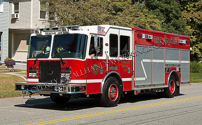 Frankin Rescue 126