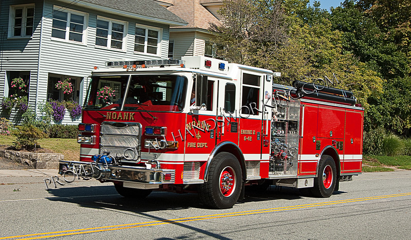Town of Groton Noank Engine G-42