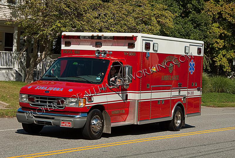 Waterford Goshen Ambulance w-300